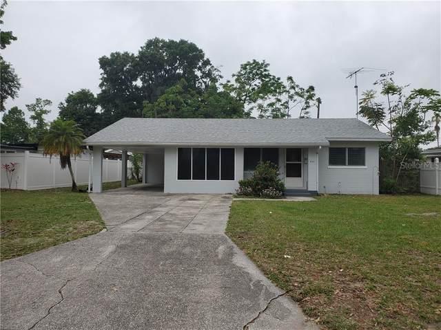 533 Granby Street, Lakeland, FL 33801 (MLS #L4922177) :: Lockhart & Walseth Team, Realtors