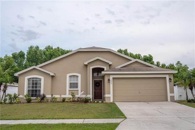 3502 Towne Park Boulevard, Lakeland, FL 33811 (MLS #L4922211) :: Gate Arty & the Group - Keller Williams Realty Smart
