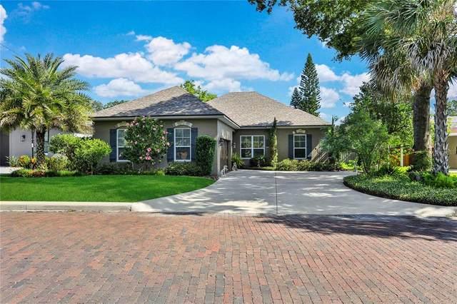 420 Kerneywood Street, Lakeland, FL 33803 (MLS #L4922559) :: Gate Arty & the Group - Keller Williams Realty Smart