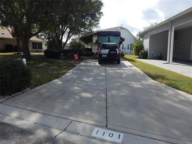 1101 Caravan Loop, Polk City, FL 33868 (MLS #L4923005) :: Everlane Realty