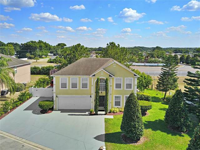 6133 Sunset Vista Drive, Lakeland, FL 33812 (MLS #L4923058) :: Gate Arty & the Group - Keller Williams Realty Smart