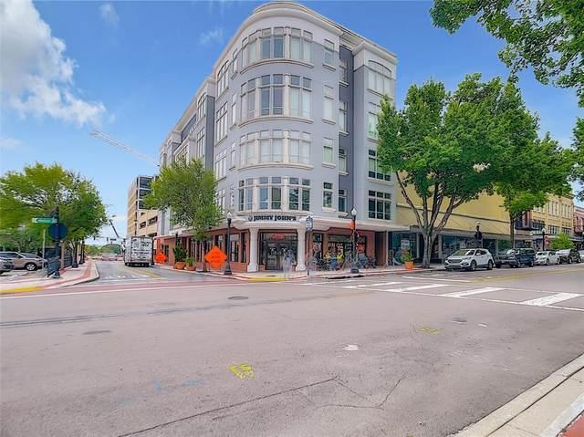 125 N Kentucky Avenue #201, Lakeland, FL 33801 (MLS #L4923458) :: Rabell Realty Group