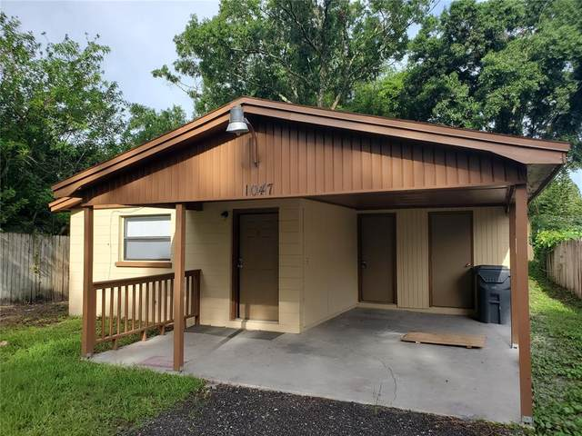 1047 Southern Avenue, Lakeland, FL 33815 (MLS #L4923463) :: Rabell Realty Group