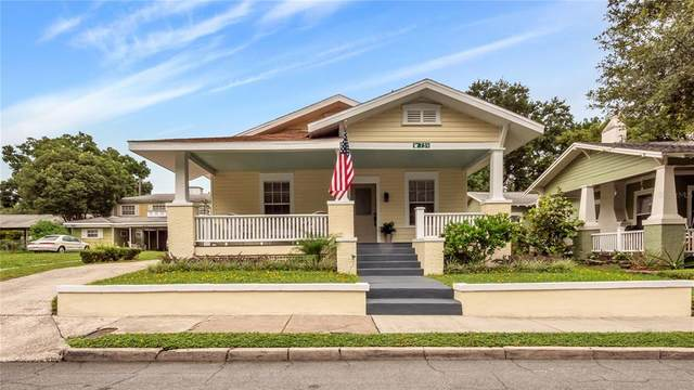 739 College Avenue, Lakeland, FL 33801 (MLS #L4923465) :: Gate Arty & the Group - Keller Williams Realty Smart