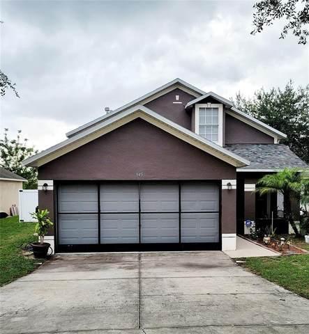 945 Kenbar Avenue, Haines City, FL 33844 (MLS #L4923608) :: Zarghami Group