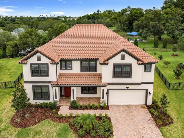 1703 Via Lago Drive, Lakeland, FL 33810 (MLS #L4924025) :: Zarghami Group