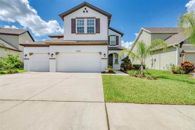 13424 Palmera Vista Drive, Riverview, FL 33579 (MLS #L4924365) :: Zarghami Group
