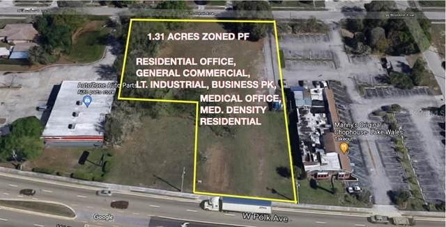 223 W Bullard Avenue, Lake Wales, FL 33853 (MLS #L4924375) :: Globalwide Realty