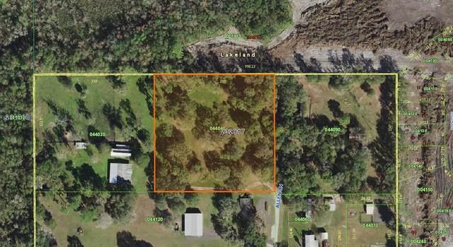 6011 Allen Lane, Lakeland, FL 33811 (MLS #L4924407) :: Dalton Wade Real Estate Group