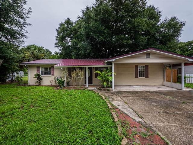 218 Canova Drive, Auburndale, FL 33823 (MLS #L4924484) :: The Light Team
