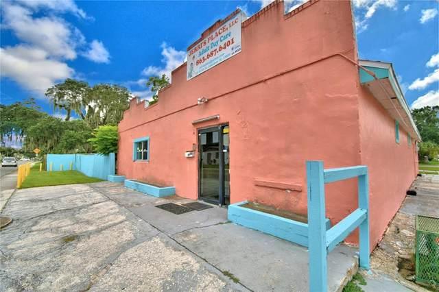 618 W 5TH Street, Lakeland, FL 33805 (MLS #L4925278) :: Florida Real Estate Sellers at Keller Williams Realty