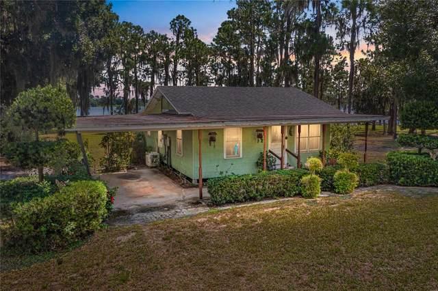 1310 Lake Millsite Drive W, Winter Haven, FL 33880 (MLS #L4925317) :: Everlane Realty