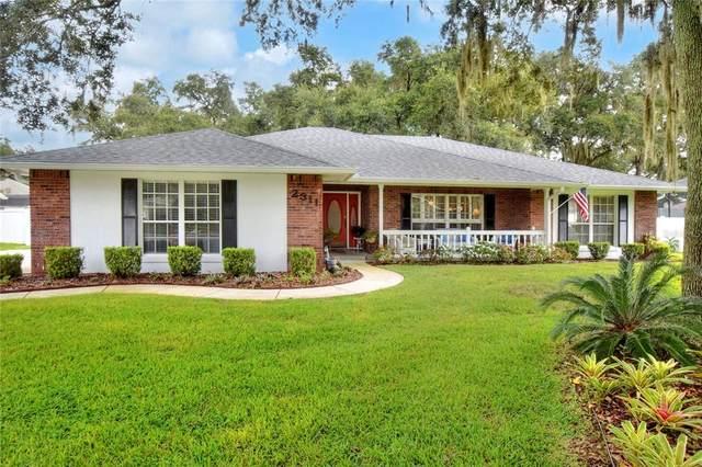 2311 Deerbrook Drive, Lakeland, FL 33811 (MLS #L4925345) :: Florida Real Estate Sellers at Keller Williams Realty