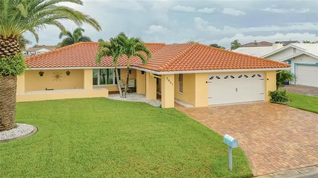 5441 Windward Way, New Port Richey, FL 34652 (MLS #L4925357) :: Pristine Properties
