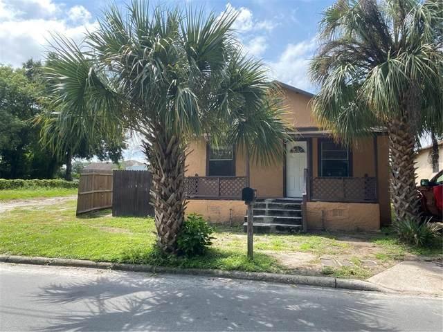 402 W 7TH Street, Lakeland, FL 33805 (MLS #L4925419) :: Delgado Home Team at Keller Williams