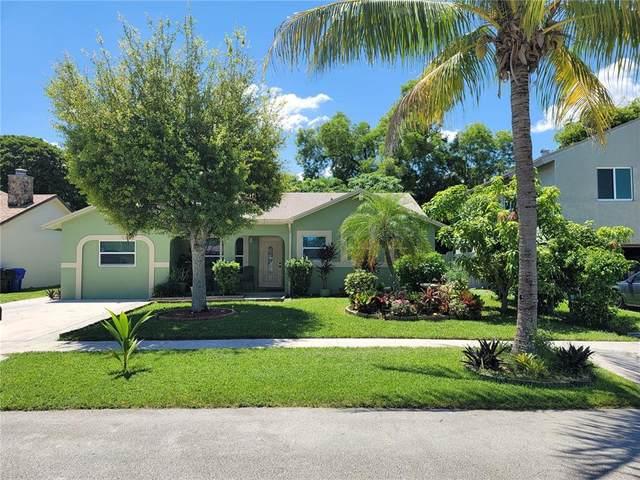 8306 SW 20 Street, North Lauderdale, FL 33068 (MLS #L4925452) :: Zarghami Group
