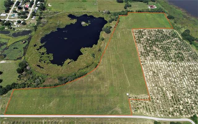 Vaughn Road, Bartow, FL 33830 (MLS #L4925459) :: Globalwide Realty