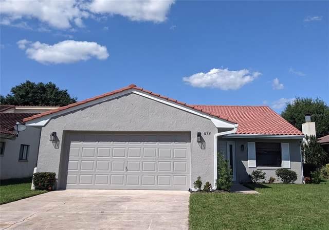 692 Augusta Road, Winter Haven, FL 33884 (MLS #L4925589) :: Everlane Realty