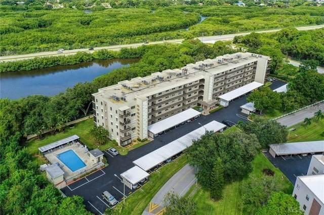 8198 Terrace Garden Drive N #109, St Petersburg, FL 33709 (MLS #L4925770) :: RE/MAX Local Expert