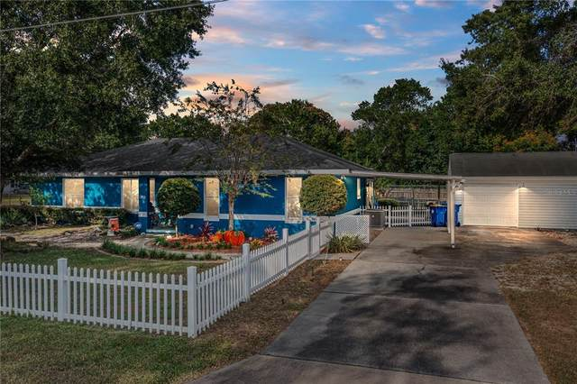 255 W Brookins Avenue, Eagle Lake, FL 33839 (MLS #L4925775) :: Everlane Realty