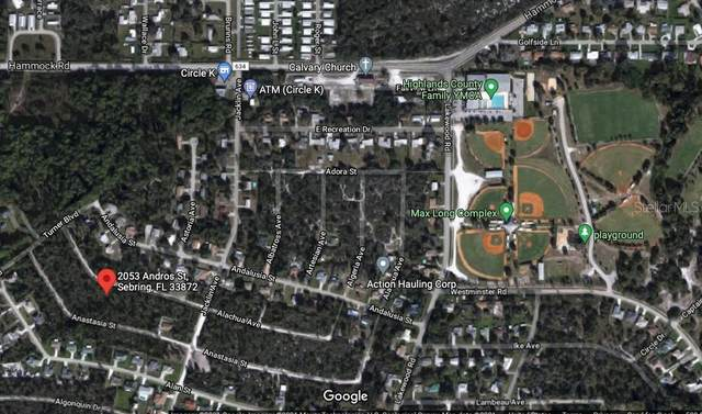 2053 Andros Street, Sebring, FL 33875 (MLS #L4925900) :: Everlane Realty