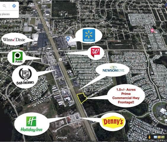 4305 Us 27 N, Sebring, FL 33870 (MLS #L4926079) :: Griffin Group