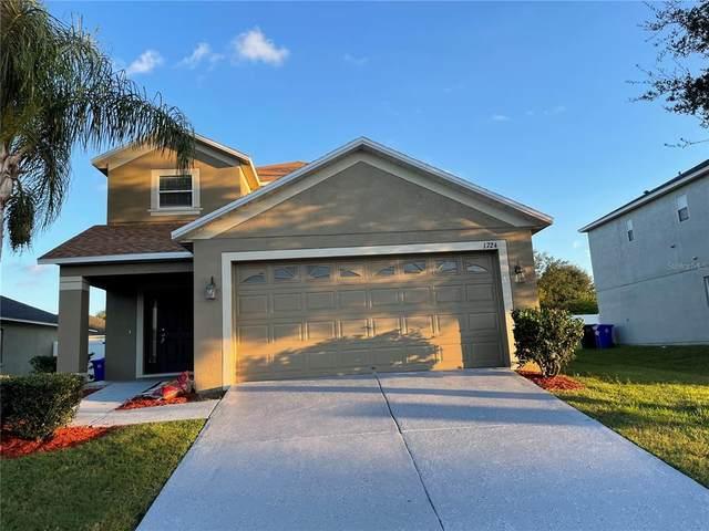 1724 Holton Road, Lakeland, FL 33810 (MLS #L4926201) :: Future Home Realty