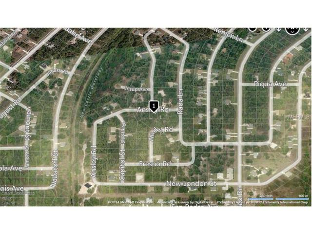 Ansley Road, North Port, FL 34288 (MLS #M5903822) :: Griffin Group