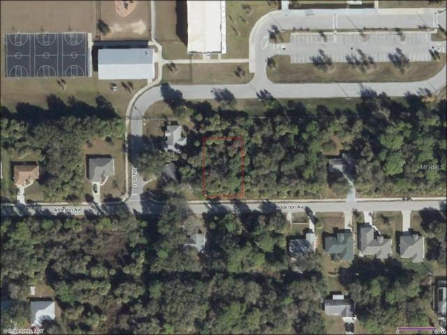 Adderton Avenue, North Port, FL 34288 (MLS #N5912859) :: Godwin Realty Group