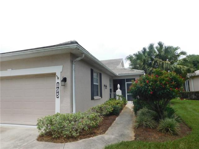 895 Chalmers Drive #1, Venice, FL 34293 (MLS #N5913330) :: White Sands Realty Group