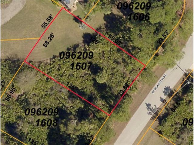 Burlington Street, North Port, FL 34286 (MLS #N5913365) :: White Sands Realty Group
