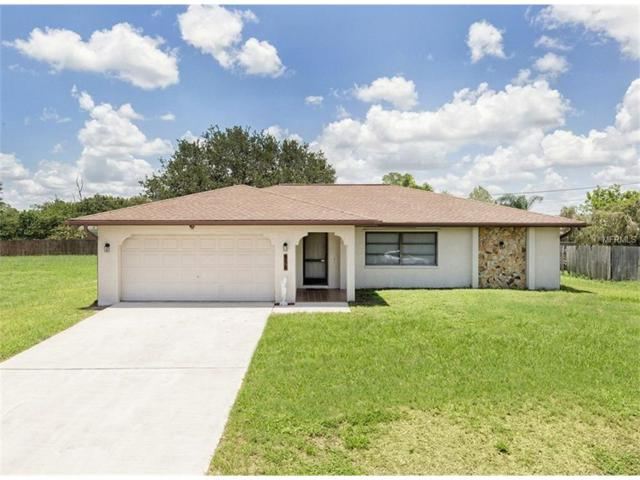 956 Sidney Terrace NW, Port Charlotte, FL 33948 (MLS #N5913383) :: Gate Arty & the Group - Keller Williams Realty