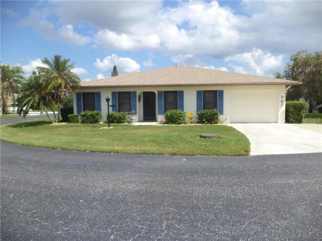 741 Vivienda West Boulevard #24, Venice, FL 34293 (MLS #N5914353) :: Mid-Florida Realty Team
