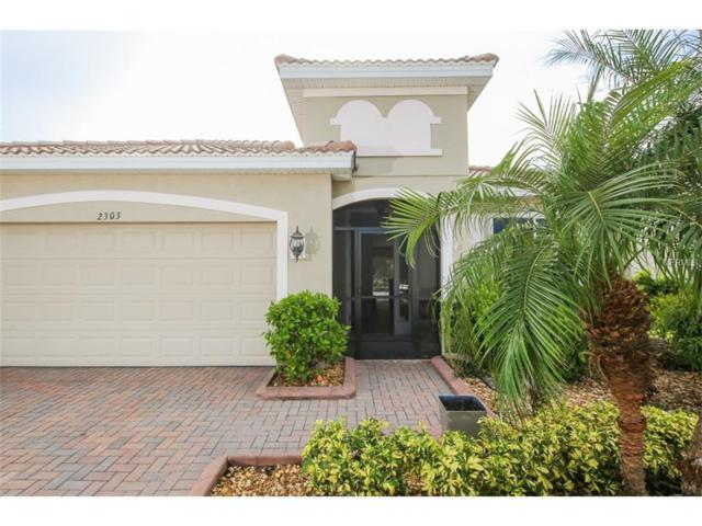 2303 Caraway Drive, Venice, FL 34292 (MLS #N5914658) :: White Sands Realty Group