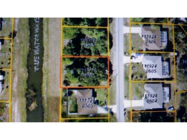 Gardenside Circle, North Port, FL 34288 (MLS #N5914713) :: White Sands Realty Group
