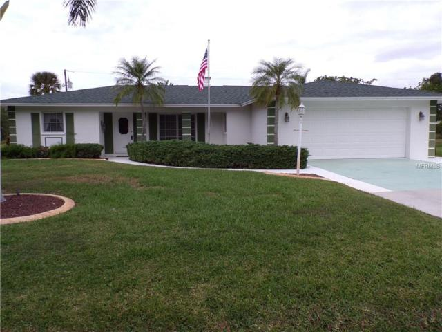 231 Rigel Road, Venice, FL 34293 (MLS #N5915215) :: Medway Realty