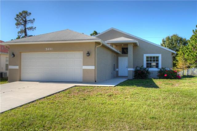 5441 Kennel Street, Port Charlotte, FL 33981 (MLS #N5915505) :: Medway Realty
