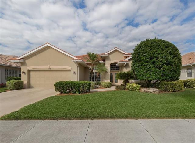 579 Mossy Creek Drive, Venice, FL 34292 (MLS #N5915511) :: Medway Realty