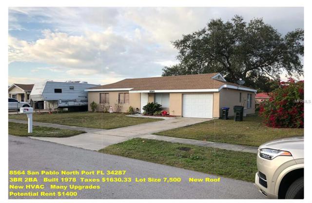 8564 San Pablo Avenue, North Port, FL 34287 (MLS #N5915888) :: The Lockhart Team