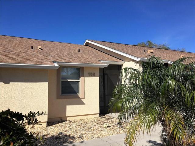 6796 Gasparilla Pines Boulevard #108, Englewood, FL 34224 (MLS #N5915932) :: The BRC Group, LLC