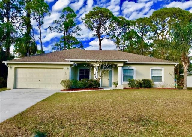 3698 Inagua Avenue, North Port, FL 34286 (MLS #N5916103) :: Medway Realty