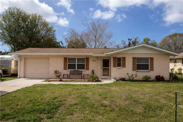 403 Gulf Breeze Boulevard, Venice, FL 34293 (MLS #N5916462) :: Revolution Real Estate