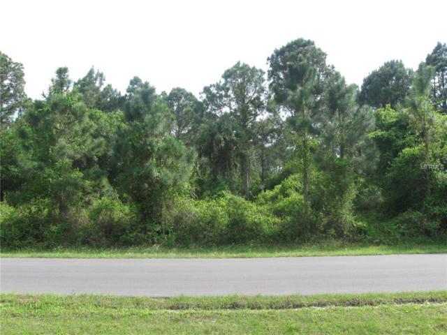 Emrick Street, North Port, FL 34291 (MLS #N5916563) :: Premium Properties Real Estate Services