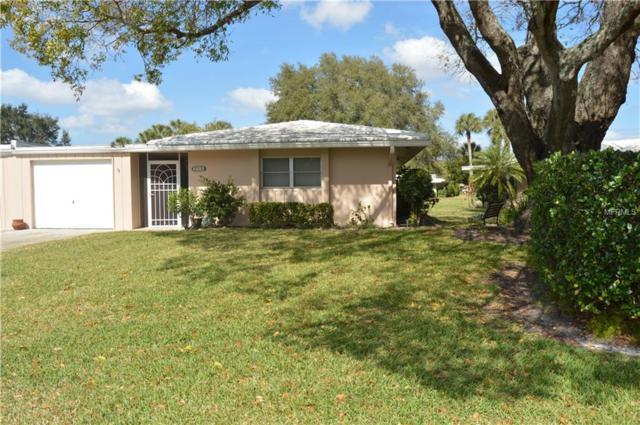 3116 Village Green Drive #1122, Sarasota, FL 34239 (MLS #N5916600) :: Griffin Group