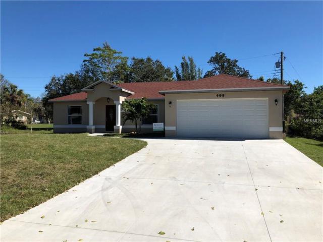 495 Plantation Road, Venice, FL 34293 (MLS #N5916619) :: The Lockhart Team