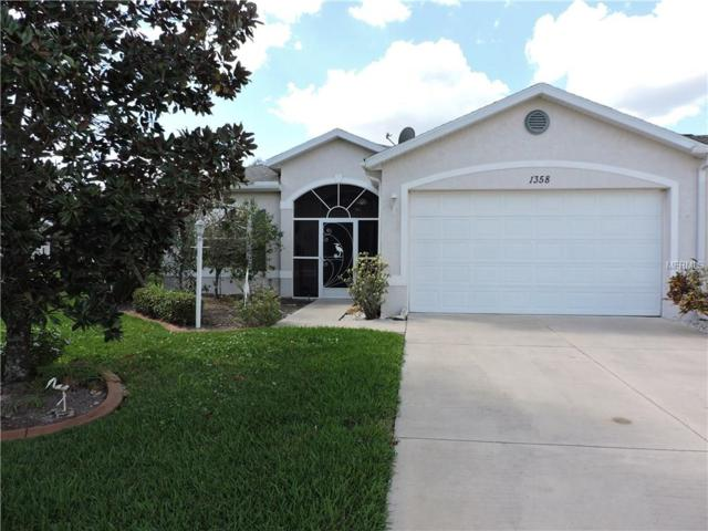 1358 Hedgewood Circle, North Port, FL 34288 (MLS #N5916627) :: Griffin Group