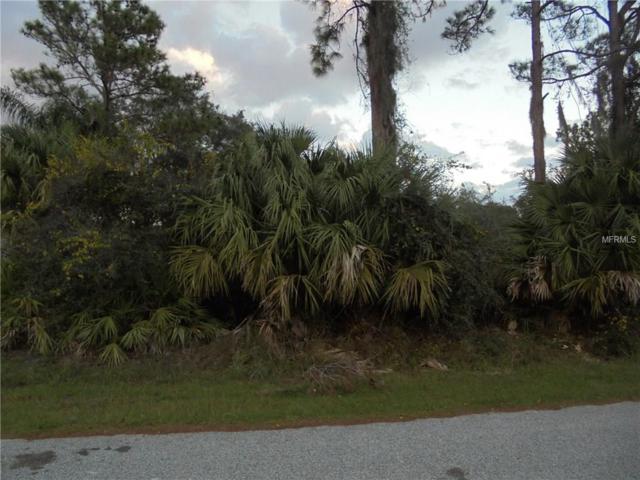 Lubec Avenue, North Port, FL 34287 (MLS #N5916730) :: Griffin Group