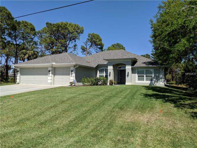 37 Pine Valley Lane, Rotonda West, FL 33947 (MLS #N5916861) :: Godwin Realty Group