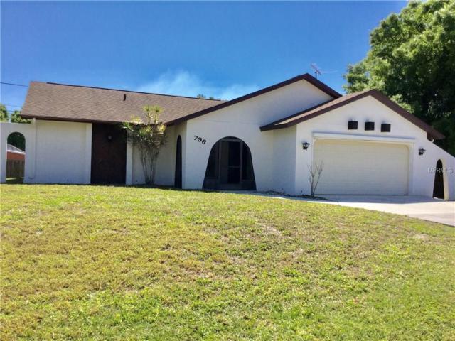 796 E Seminole Drive, Venice, FL 34293 (MLS #N5917038) :: Griffin Group