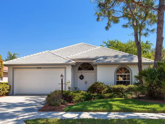 2298 Harrier Way, Nokomis, FL 34275 (MLS #N5917062) :: Medway Realty